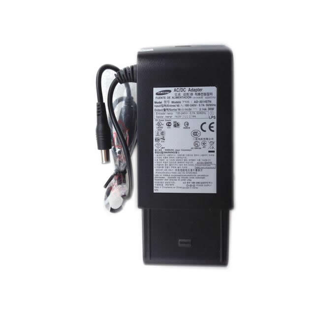 Adaptateur chargeur Samsung AD-3014STN 14V 2.14A 30W alimentation originale pour ASUS S22A330BW S19A330BW SA450 SA450DP S19B360BW séries