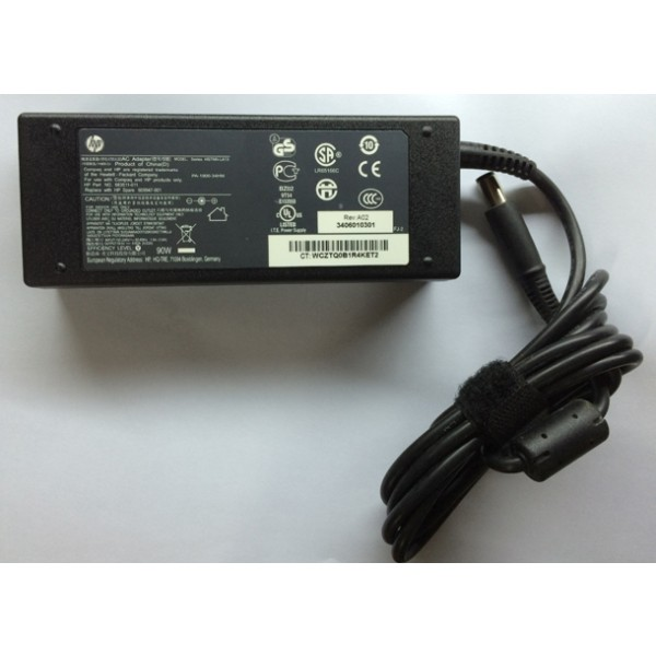 Chargeur HP 609947-001 634817-002 HQ-TRE HSTNN-LA13 19.5V 4.62A 90W alimentation originale pour HP ENVY Beats All-in-One 23-n019na séries