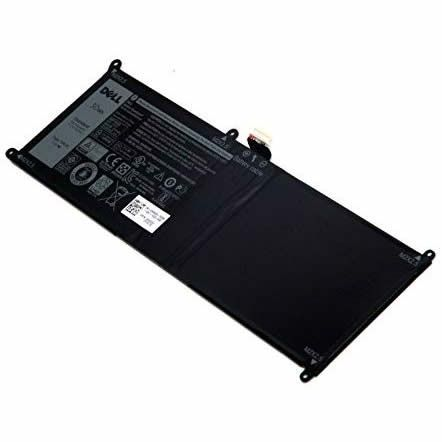 Batterie originale Dell 0V55D0, 7VKV9, 9TV5X 7.6V 3910mAh pour ordinateur portable Dell Latitude 12 7275, XPS 12 séries