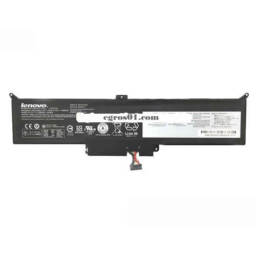 Batterie originale Lenovo SB10F46465 00HW027 15.2V 2895mAh, 44Wh pour ordinateur portable Lenovo ThinkPad Yoga 260 séries