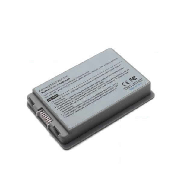 Batterie originale Apple A1078 A1045 A1148 10.8V 5200mAh pour ordinateur portable Apple PowerBook G4 15-pouces séries
