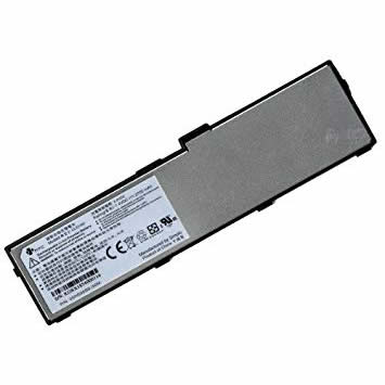 Batterie HTC CLIO160 KGBX185F000620 7.4V 2700mAh pour ordinateur portable HTC Shift X9500 séries