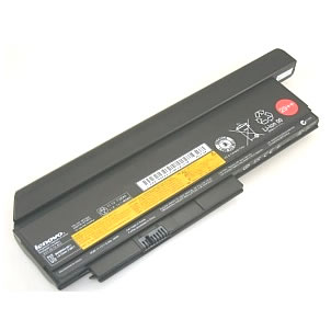 Lenovo 42T4861 42T4862 42T4942 batterie originale 11.1V 8400mAh, 94Wh pour ordinateur portable Lenovo ThinkPad X220(4290GJ3), ThinkPad X220i(42874YC) séries