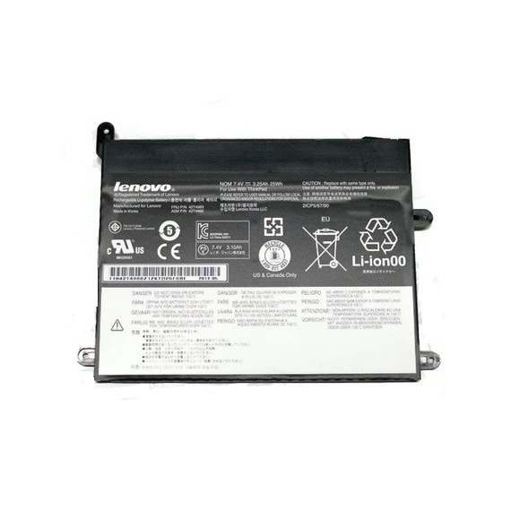Lenovo 42T4963 42T4964 batterie originale 7.4V 3250mAh, 25Wh pour ordinateur portable Lenovo ThinkPad 1838 séries