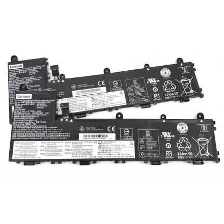 Batterie originale Lenovo L17M3P56 01AV487 SB10K97631 11.25V 3735mAh,42Wh pour ordinateur portable Lenovo yoga 11E 5th, ThinkPad Yoga 11e 5th Gen séries