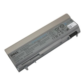 Dell PT436 PT435 312-0748 batterie originale 11.1V 7650mAh, 85Wh pour ordinateur portable Dell Precision M2400n, Latitude E6500n séries