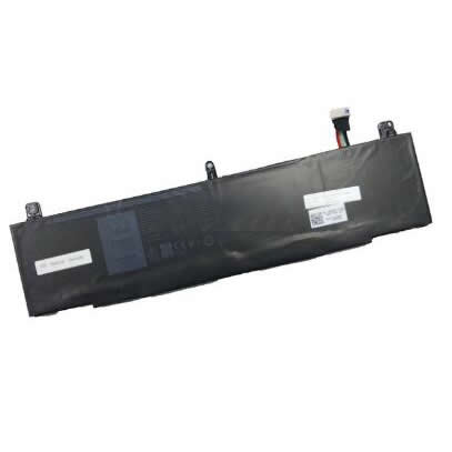 Dell TDW5P 0V9XD7 4RRR3 batterie originale 15.2V 4802mAh, 76Wh pour ordinateur portable Dell ALW13CR-2838, ALW13C-R2718S séries