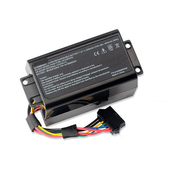 Batterie originale GETAC BP2S2P2050S 14.8V 4300mAh pour ordinateur portable GETAC E110 séries