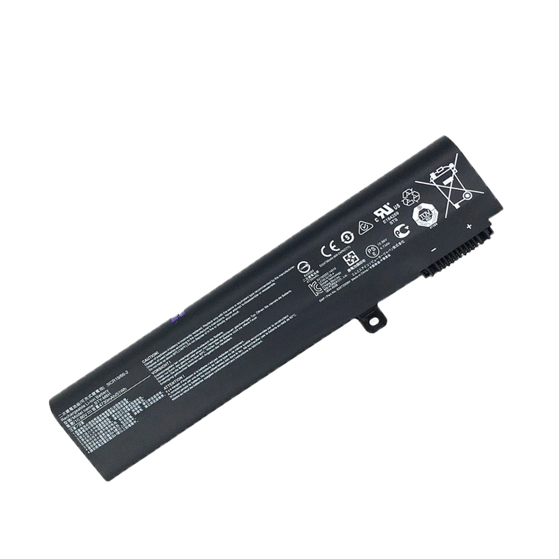 MSI BTY-M6H batterie originale 3834mAh, 41.43Wh pour ordinateur portable MSI GE62 MS-16J1 MS-16J2 séries