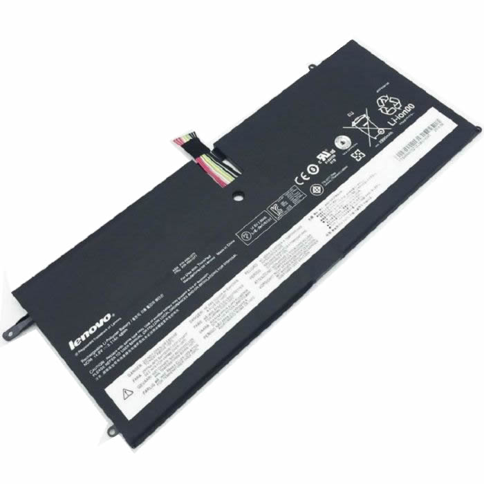Batterie originale Lenovo 34485S4, 45N1070, 45N1071 14.8V 46Wh pour ordinateur portable Lenovo ThinkPad X1 Carbon, Thinkpad 3460 D4g séries