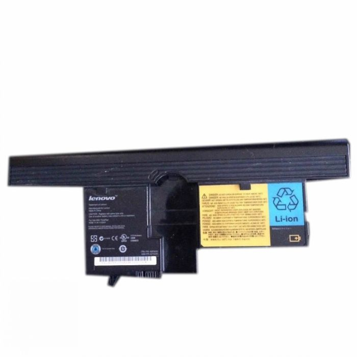 Batterie originale Lenovo ASM 93P5032 42T5209 14.4V 4550mAh pour ordinateur portable Lenovo ThinkPad X60 séries