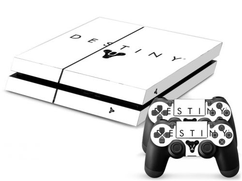 Skin sticker PS4 - Destiny