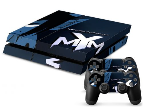 Skin sticker PS4 - MYM