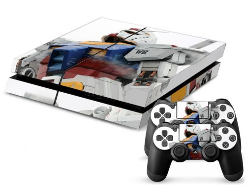 Autocollants skins PS4 - Transformers