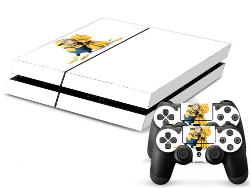 Skin PS4 - Despicable Me