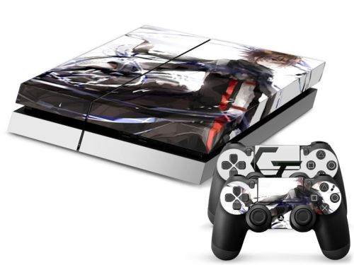 Skin PS4 en papier vinyle - Guilty Crown