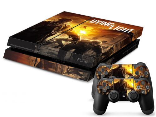 Sticker PS4 - Dying Light