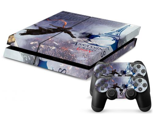 Skin autocollant PS4 - Assassin's Creed Unity