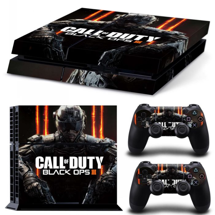 Skins stickers PS4 - Call of duty Black OPS III