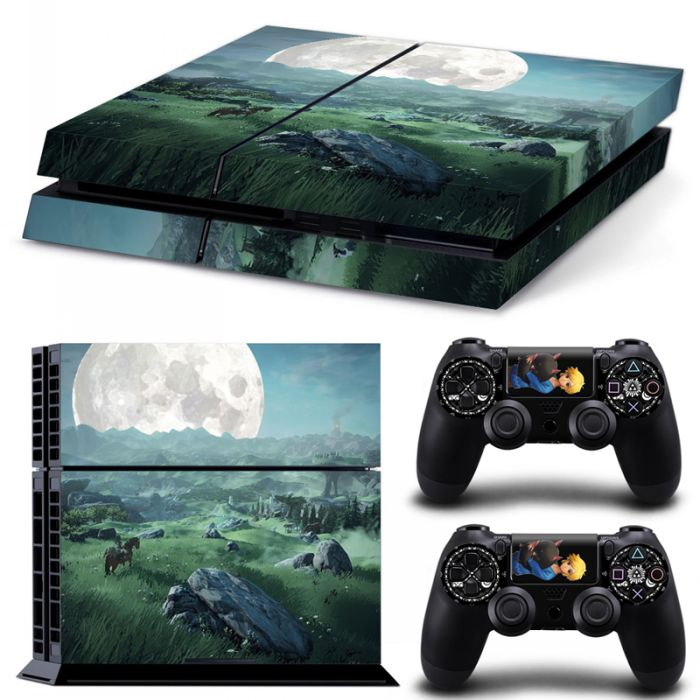 Skins stickers PS4 - Type 2384