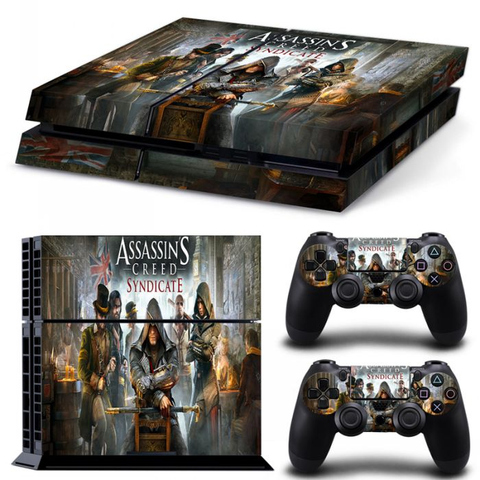 Skins stickers PS4 - Assassin's Creed Syndicate