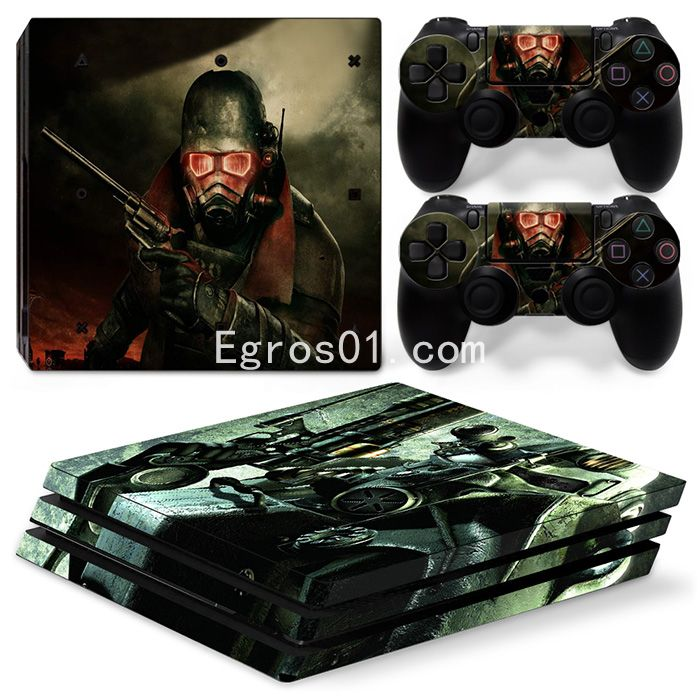 Skin PS4 Pro - Call of Duty MW3 03