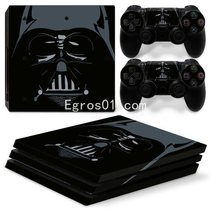 Skin PS4 Pro - Star War