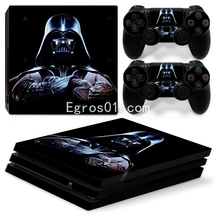 Skin PS4 Pro - Star War 02