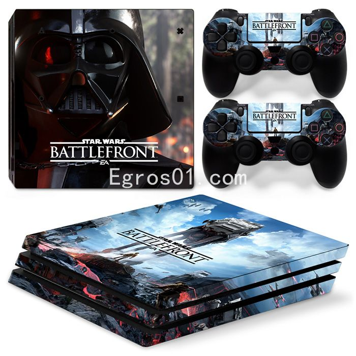 Skin PS4 Pro - Star Wars Battlefront