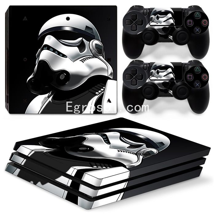 Skin PS4 Pro - Star Wars 05