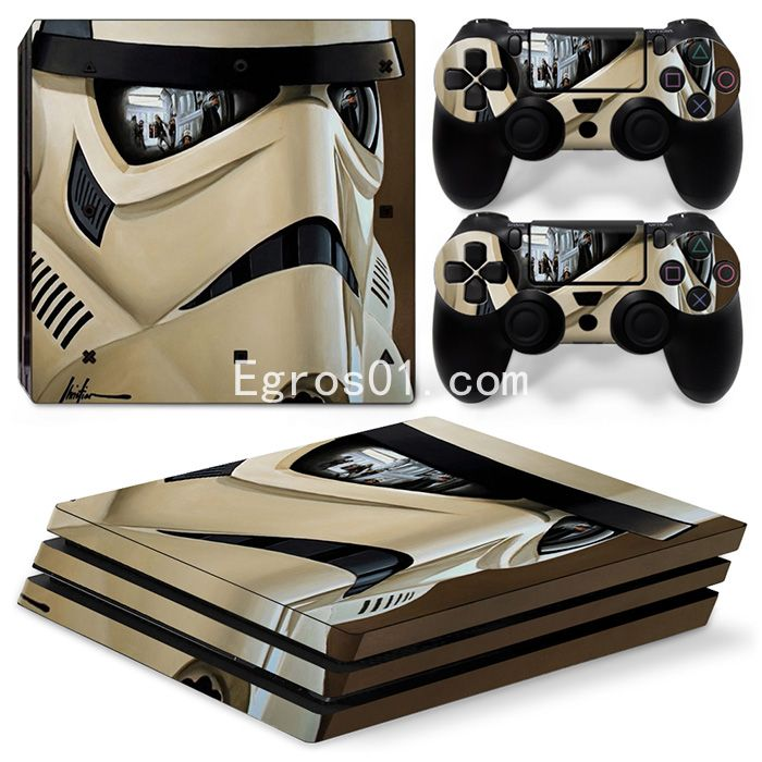 Skin PS4 Pro - Star Wars 14