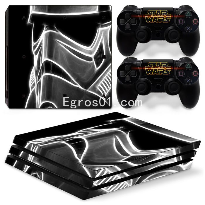 Skin sticker PS4 Pro - Star Wars 03
