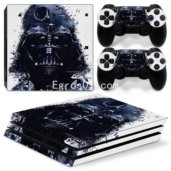 Skin sticker PS4 Pro - Star Wars 04