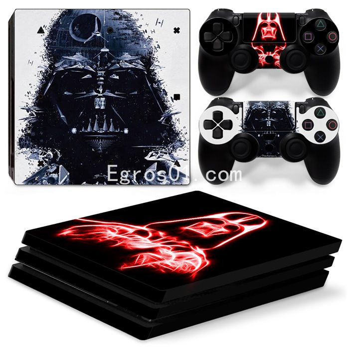 Skin sticker PS4 Pro - Star Wars 05