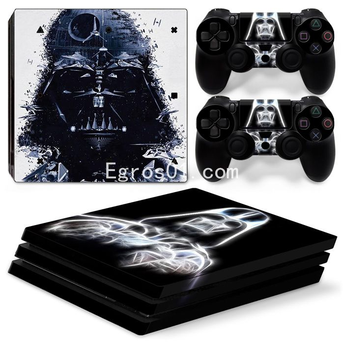 Skin sticker PS4 Pro - Star Wars 06