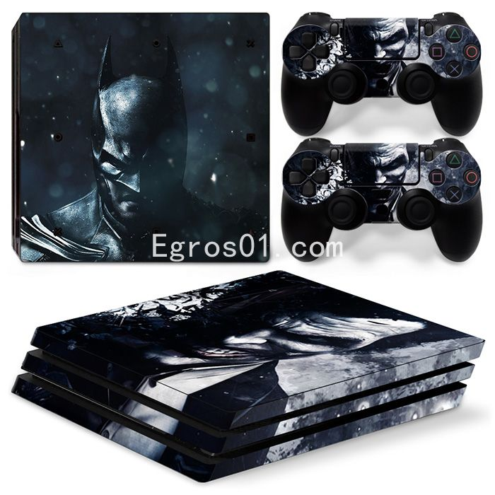 Skin sticker PS4 Pro - Batman 04