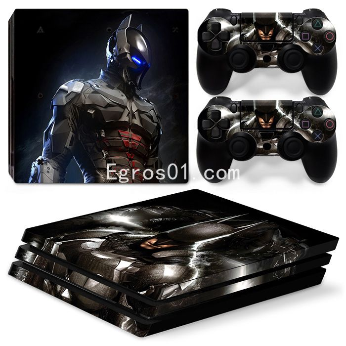 Skin sticker PS4 Pro - Batman 07