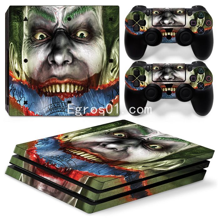 Skin sticker PS4 Pro - Batman 08