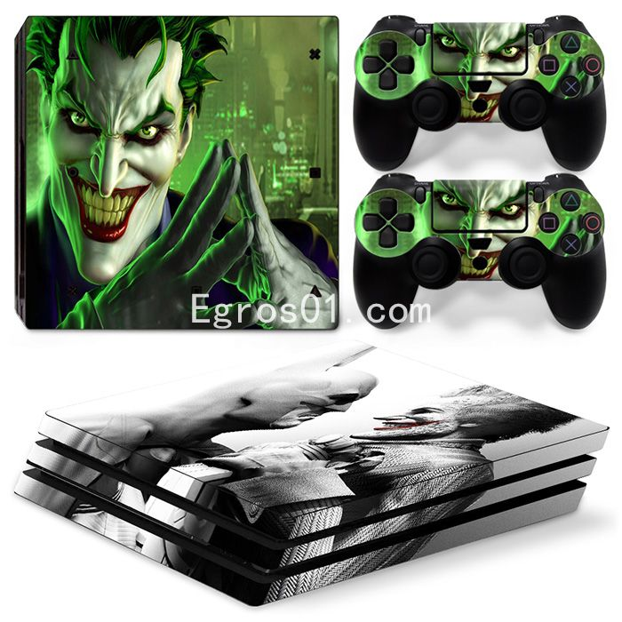Skin sticker PS4 Pro - Batman 13