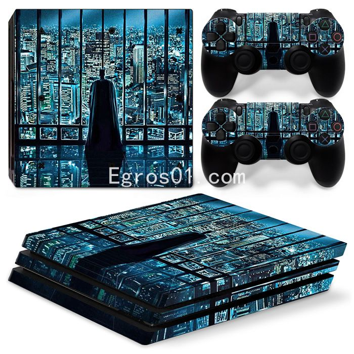 Skin sticker PS4 Pro - Batman 16