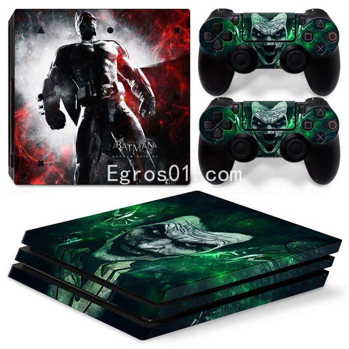 Skin sticker PS4 Pro - Batman 21