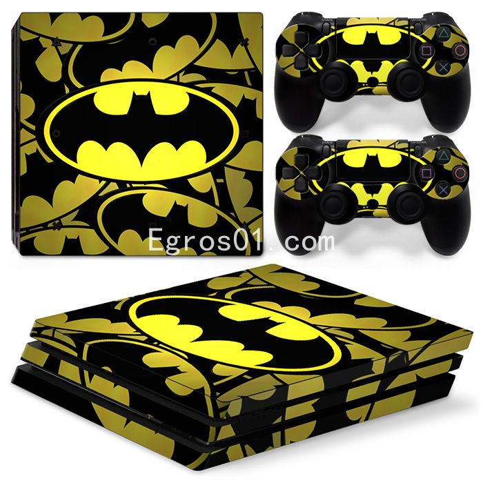 Skin sticker PS4 Pro - Batman 23