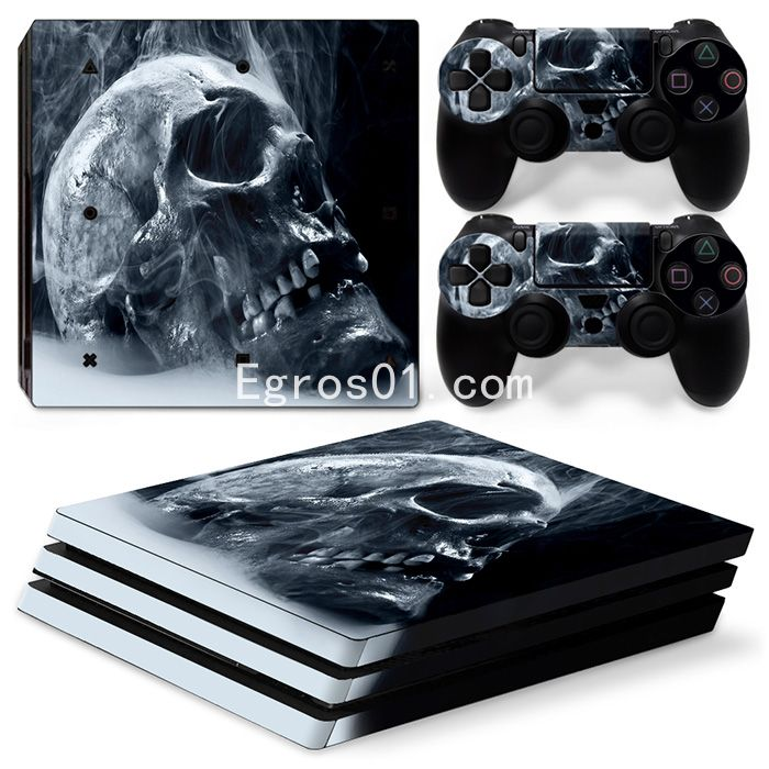 sticker PS4 Pro - Call of Duty Ghosts 08