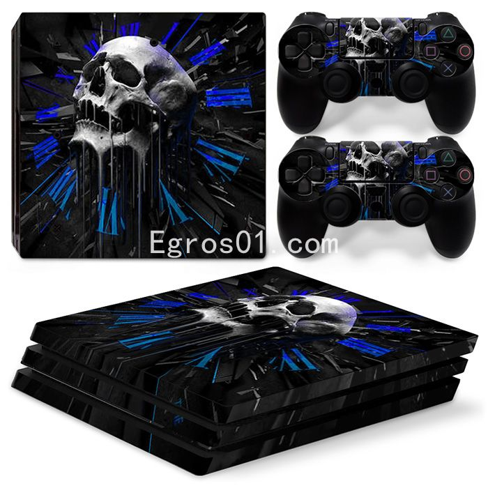 sticker PS4 Pro - Call of Duty Ghosts 09