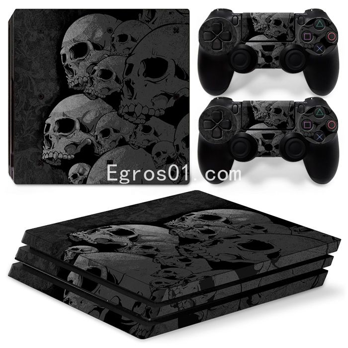 Sticker PS4 Pro - Call of Duty Ghosts 10