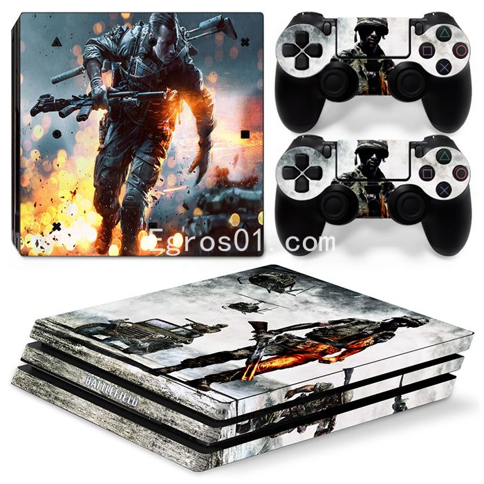 Autocollant skin PS4 Pro - Type 179