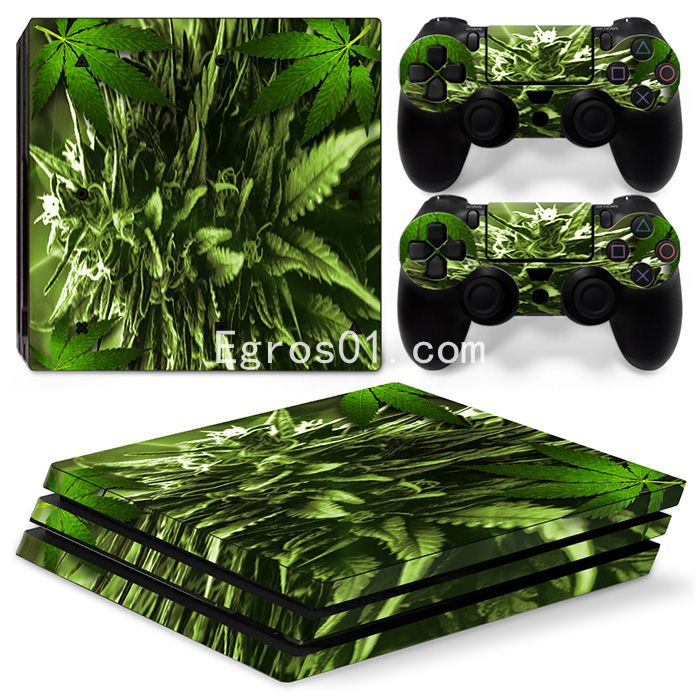 Autocollant skin PS4 Pro - Type 194