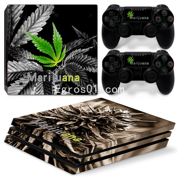 Autocollant skin PS4 Pro - Type 195