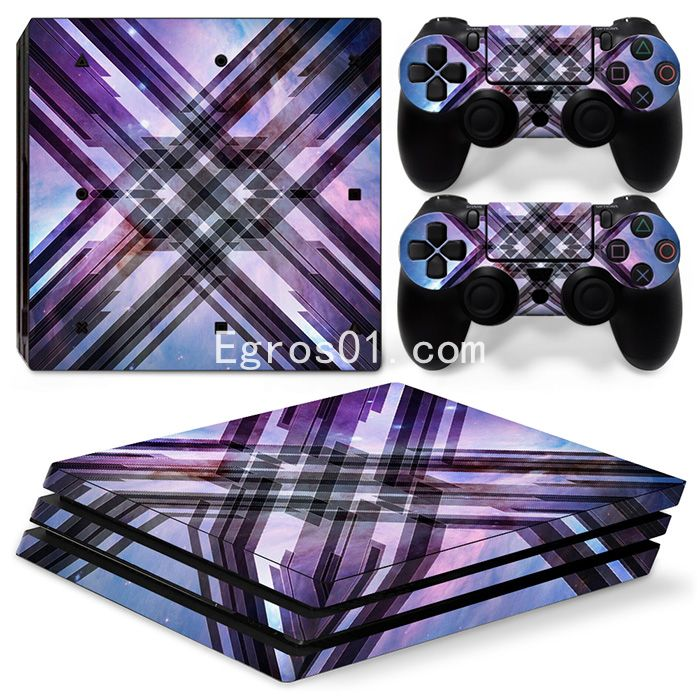 Skin autocollant PS4 Pro - Type 239
