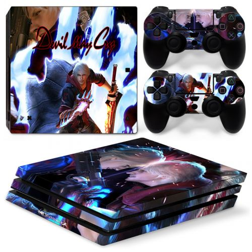 Skins stickers PS4 Pro - Devil May Cry